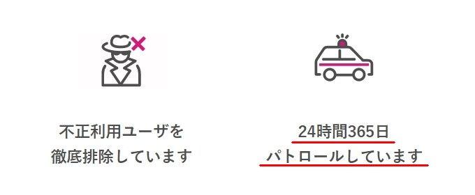 恋結び24時間パトロール